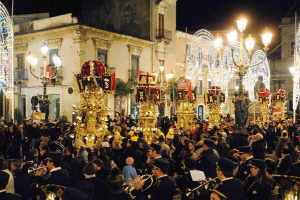 Festa Santa Barbara Paternò