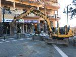 """Ragalna, ruspa per il """"prelievo"""" del bancomat. Ladri messi in fuga dai carabinieri"""