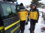 Smarrito nelle campagne ennesi: lo salva il Soccorso alpino della GdF di Nicolosi