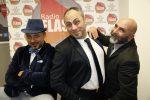 """Sanremo, Radio Flash e Corriere Etneo """"cantano"""" insieme: conferenza stampa di Baglioni. Domani si parte"""