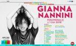 Ad Acireale, 21 aprile, l'unica tappa siciliana del tour europeo di Gianna Nannini
