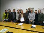 """Gli ingegneri della Valle del Simeto incontrano il loro presidente: """"Serve più collaborazione"""""""
