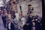 Adrano 1972, la Via Crucis del Rosario: mille ricordi nel segno della fede