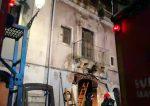Esplosione al Fortino, indagine Procura: il dolore dei catanesi per la morte di due Vvf