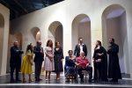 """Teatro, """"Il Gallo"""" al Brancati: il Bell'Antonio visto dal padre"""