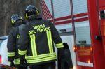 Vento fortissimo: intervento dei Vigili del fuoco a Paternò