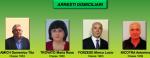Corruzione, arresti e indagati: ci sono anche il Direttore sanitario dell'Asp ed un ex deputato regionale
