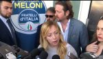 Meloni a Catania: nel Contratto di governo manca il Sud (VIDEO)