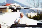 Il Papa volante, a Piazza Armerina e Palermo in elicottero: il programma della visita in Sicilia