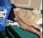 Acireale, paziente disteso davanti al Pronto soccorso: l'Asp fa chiarezza dopo video sui social