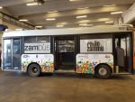 Università, Zambùs si mette in viaggio: la radio sull'autobus per raccontare Catania