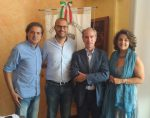 "Biancavilla, sindaco incontra vertici catanesi Assostampa: ""Istituzioni e stampa dialoghino"""