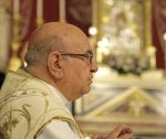 Adrano, il primo S. Nicolò senza don Alfio Conti: il prete colto e buono che amava Dio e la musica