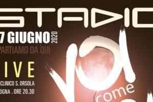 Covid, gli Stadio in concerto streaming da Bologna per il Cannizzaro di Catania e l'Umberto I di Siracusa: sabato 27 alle ore 20.30