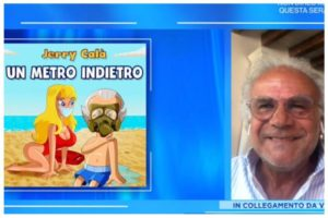 Il 'catanese' Jerry Calà festeggia 69 anni con un nuovo singolo: nel video l'attore in versione cartoon