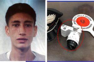 Paternò, scaraventa uomo dal balcone per rubargli macchina fotografica: arrestato 19enne marocchino
