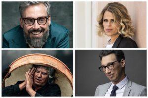 Targhe Tenco 2020: vincono Brunori Sas, Tosca e Jannacci. Tra i finalisti Alfio Antico