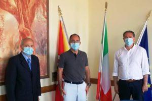 """Randazzo, il sindaco Sgroi incontra il manager dell'Asp. Lanza: """"Al lavoro per potenziare l'offerta sanitaria sul territorio"""""""