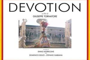 Dolce&Gabbana ambasciatori della Sicilia: schermo itinerante per l'ultimo film di Tornatore