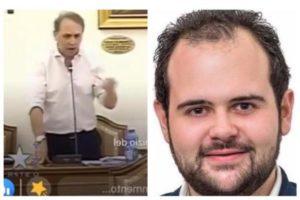 """Paternò, Naso querela il """"giovanottino che dice minchiate"""": Condorelli gli ha dato del mascalzone"""