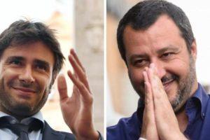 """Di Battista dà del 'cazzaro vile' a Salvini: """"E' un personaggio molto sopravvalutato"""""""