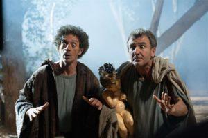 """Cinema, il sorriso invariabile di Ficarra e Picone: """"Ci ha chiamato Gesù, voleva i biglietti gratis"""""""