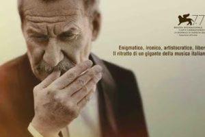 A Venezia Cinema presentato 'Paolo Conte, via con me': docu-film sulla carriera del grande artista