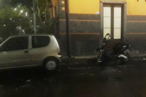 Paternò, scooter si scontra auto lungo via Emanuele Bellia: due giovani feriti in ospedale