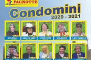 Quant'è affollato e divertente il Condominio di Vergato: da venerdì sugli schermi di tutta Italia su Bom Channel