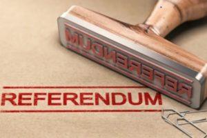 Oggi e domani lunedì 21 settembre sono chiamati alle urne per il referendum costituzionale 46.415.806 elettori, in un totale di 61.622 sezioni.