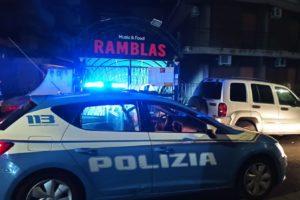 Catania, niente mascherine nel locale di 'music & food': 5 giorni di sospensione e sanzione ai dipendenti