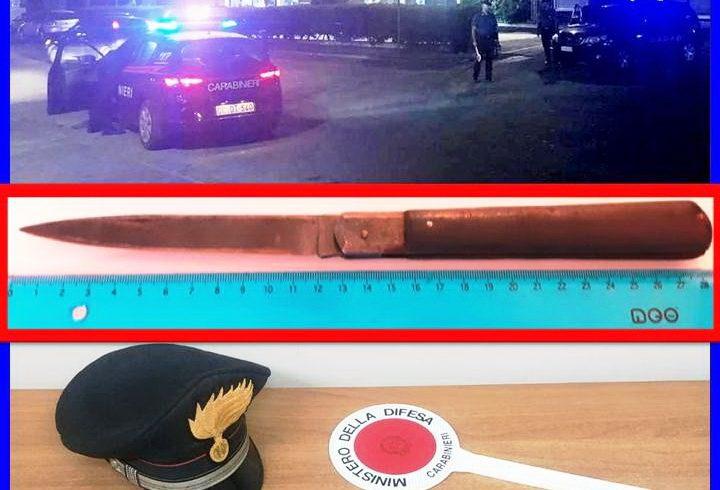 Biancavilla, movida sotto controllo: denunciati 41enne con coltello e 43enne adranita ladro di cosmetici