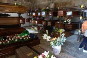 Palermo, fino a 800 euro per una sepoltura: arrestato l'ex direttore del cimitero dei Rotoli