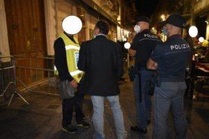 Catania, Polizia intensifica controlli anti-assembramenti: sanzionati 13 esercizi