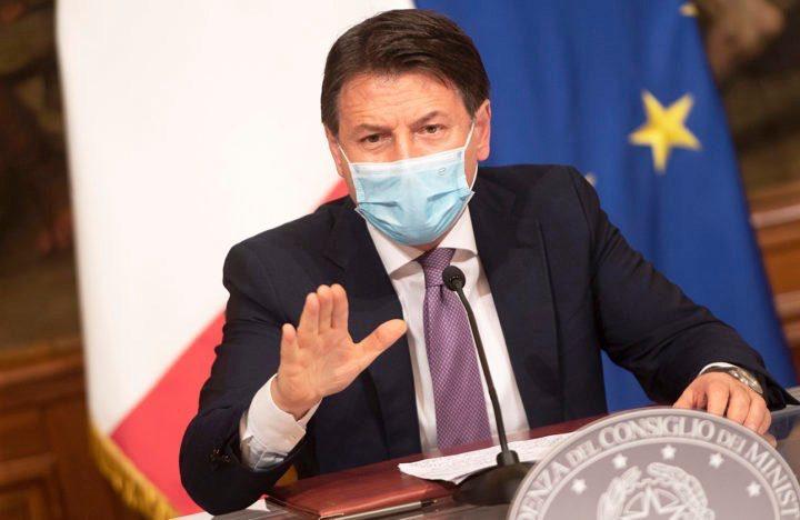 """Covid, Conte: """"Stiamo lavorando per evitare il lockdown in tutta Italia"""""""