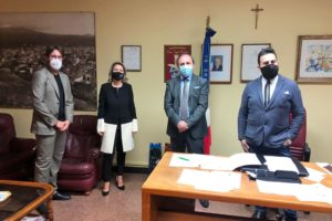 Paternò, Naso nomina l'avv. Messina al Nucleo di valutazione e D'Amanti esperto in Strategie produttive