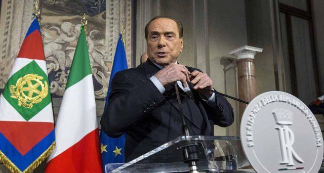 """Quirinale, Berlusconi: """"Io al Colle? Non ho questa ambizione"""""""