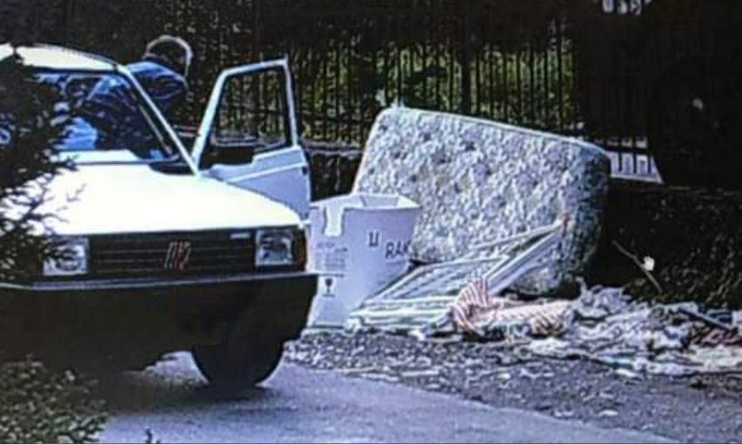 Bronte, le 'fototrappole' incastrano decine di sporcaccioni scarica-rifiuti. Il merito è del vice sindaco Leanza