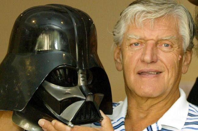 Cinema: è morto 'Darth Vader' di Guerre Stellari. Addio a 85 anni all'attore David Prowse