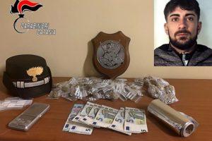 """Catania: """"Pronto Carabinieri? C'è uno spacciatore nella zona"""". Grazie a segnalazione arrestato 25enne"""