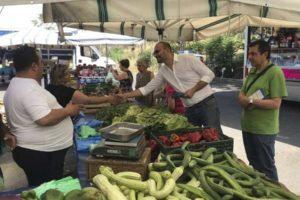 Biancavilla: il Mercato della domenica: giornata bonus nel tradizionale spazio del mercoledì