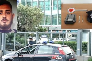 Misterbianco, ruba auto dal parcheggio di Bruno Euronics con passpartù elettronico: 30enne ai domiciliari