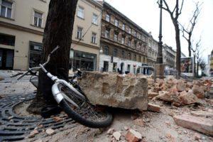 """Terremoto in Croazia di magnitudo 6.3: distrutta la città di Petrinja. Il sindaco: """"E' come a Hiroshima"""""""
