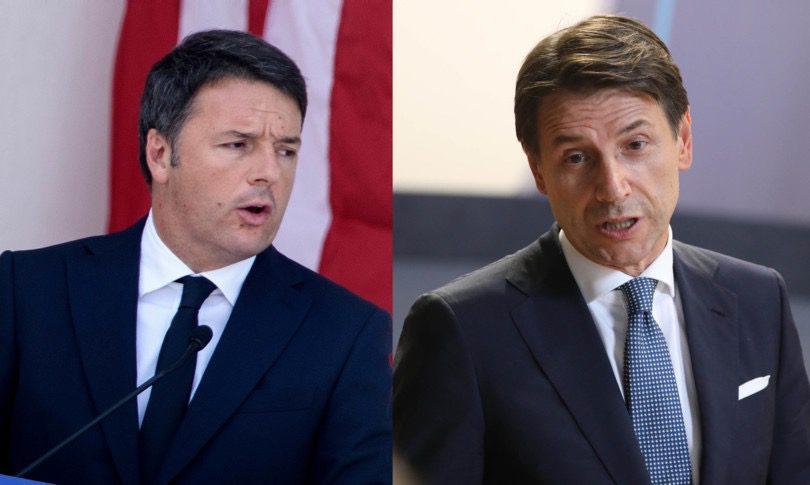 """Governo, Renzi lancia sfida a Conte: """"Se vuole la conta lo aspettiamo in Parlamento"""""""