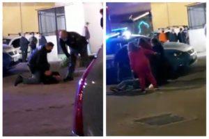 Adrano, Polizia scopre deposito abusivo di bombole: madre e figlia vanno in escandescenze (VIDEO)