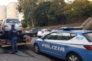 Catania, il regalo di Natale per la moglie è un'auto rubata: una targa regolare a camuffare l'inganno