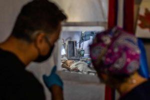 Paternò, muore per covid uomo di 45 anni: i positivi in città sono 313