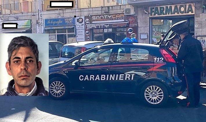 Catania, evade per tentare la fortuna in un centro scommesse: 35enne arrestato