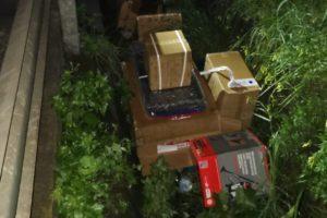 Catania, ladri svuotano camion mentre l'autista fa un sonnellino: merce ritrovata