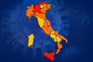 """Covid, da oggi Sicilia in rosso. Musumeci: """"Ordinanza senza vigilanza rischia di essere inutile"""""""